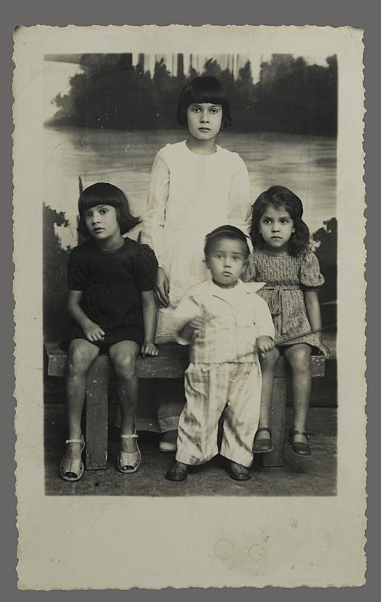1943 Family Photo