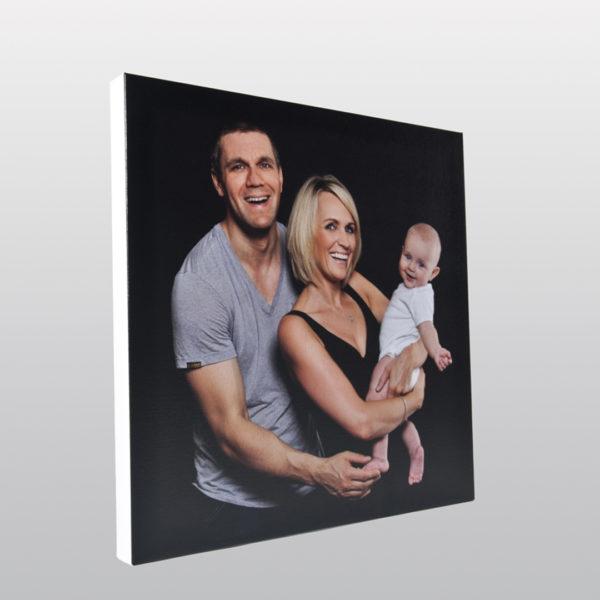 Photo Emulsion canvas