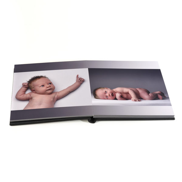 Leather Photo album Inside pages Acrylic Cover