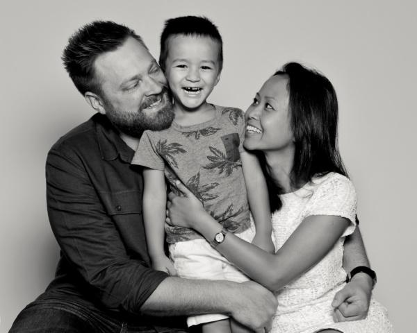 family portraits sydney