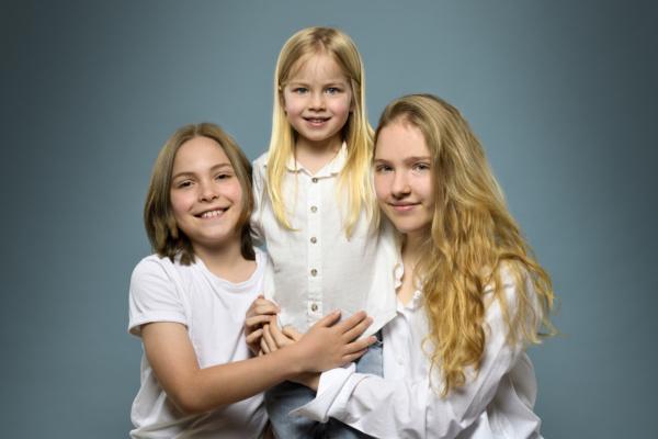 Family Portrait Photography Studio