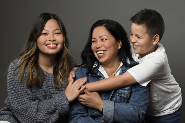 Family Portrait Studio Sydney